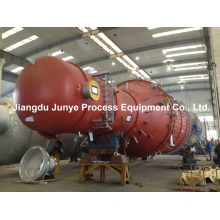 Carbon Steel Powder Dryer with Half Pipe